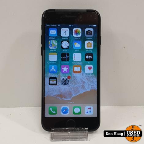 iPhone 7 32GB Black / nieuw scherm