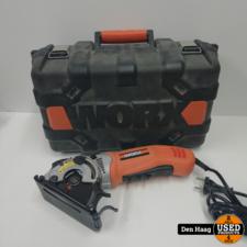 Cirkelzaag Worx WX426