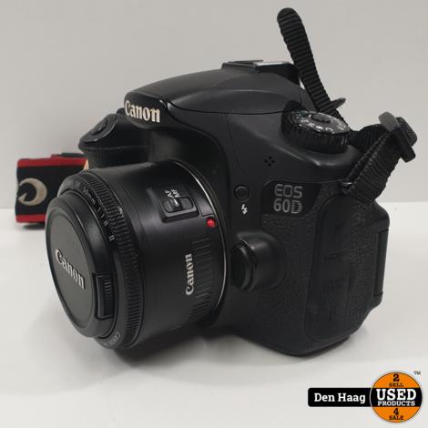 Canon 60D + 50 mm