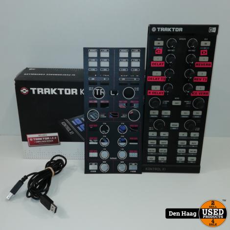 Native Instruments Traktor Kontrol X1 MK1 MIDI controller