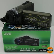 JVC GZ-R415 - Camouflage