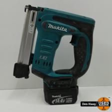Makita BST220 14,4 volt tacker