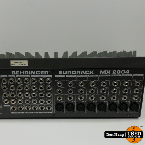 Behringer Eurorack MX 2804A Mixing Console