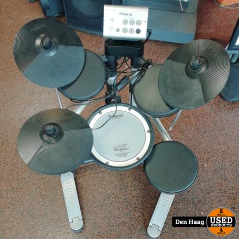 Roland HD-1 electronisch drumstel