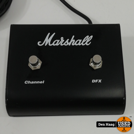 Marshall Channel / DFX Foot Switch