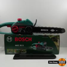 Bosch Ake 35 S, Kettingzaag, 1800 W, Bladlengte 35 Cm, 4 Kg