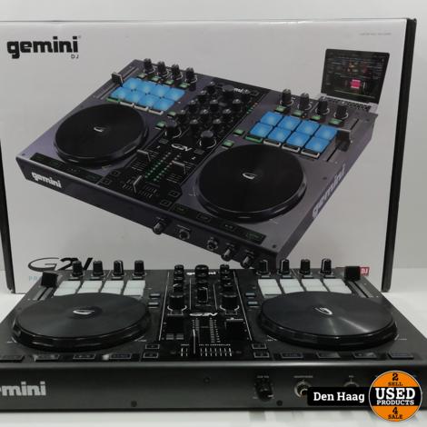 Gemini G2V 2 kanaals DJ controller