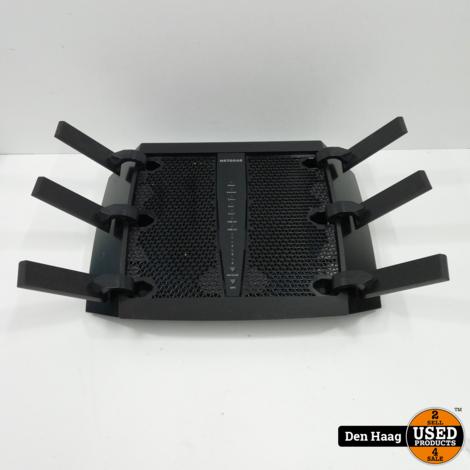 Netgear Nighthawk X6 Tri-Band WiFi Router R8000