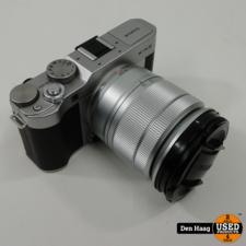 Fujifilm X-A3 + XC 16-50mm f/3.5-5.6 OIS