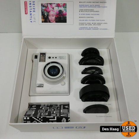 Lomography Lomo'Instant Compact Digitale Camera Wit