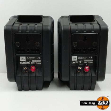 JBL - CM-52 Xtreme - Speaker set