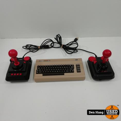 Koch Media The C64 Mini 2 Controllers
