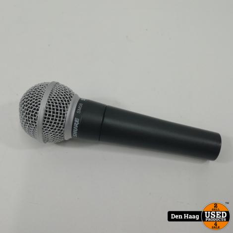 Shure SM58 dynamische instrument microfoon