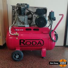 Roda - fiac 100 ltr compressor