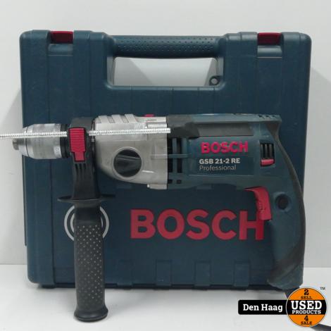 Bosch Professional klopboormachine GSB 21-2 RE
