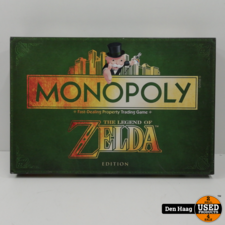 Monopoly -The Legend of Zelda Edition