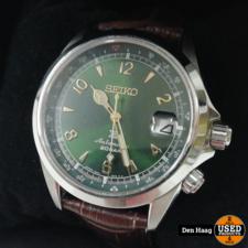 Seiko Prospex SPB121J1 Prospex Alpinist horloge