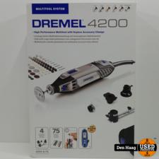 Dremel 4200-4/75 F0134200JE Multifunctioneel 81-delig 175 W *Nieuw in doos*