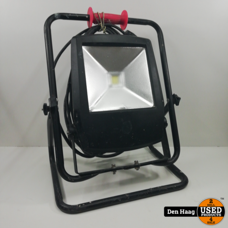 50 Watts DLX LED floodlight.