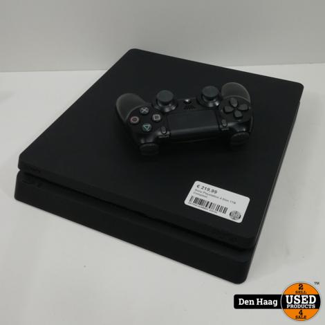 Sony Playstation 4 Slim 500GB Compleet.