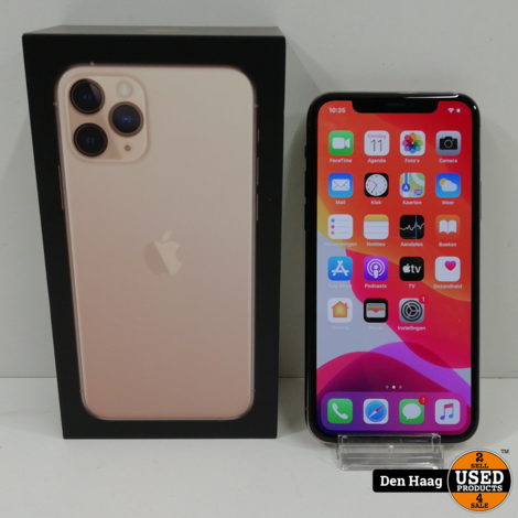 Iphone 11 Pro 64GB, Met apple garantie tot 13-05-2021