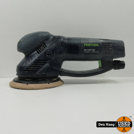 Festool excenterschuurmachine RO 150 FEQ-Plus ROTEX