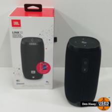 JBL Link 10 Zwart - Draadloze Smart Speaker met Google Assistant
