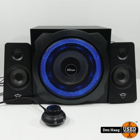 Trust GXT 628 Tytan - PC 2.1 Speakerset