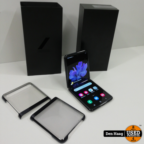 Samsung Galaxy Z Flip Mirror Black 256GB