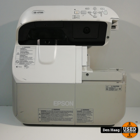 Epson EB-475Wi beamer