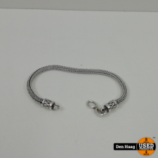 Armbandje 925 Zilver