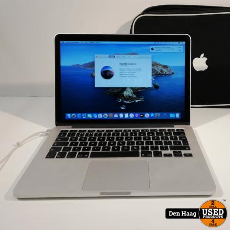 Macbook Pro late 2013 - 13 inch i5 8GB 256GB SSD