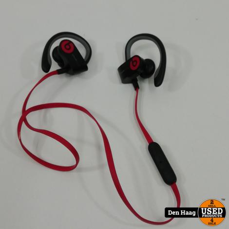 Beats Powerbeats 2 Wireless oordoppen zwart/rood