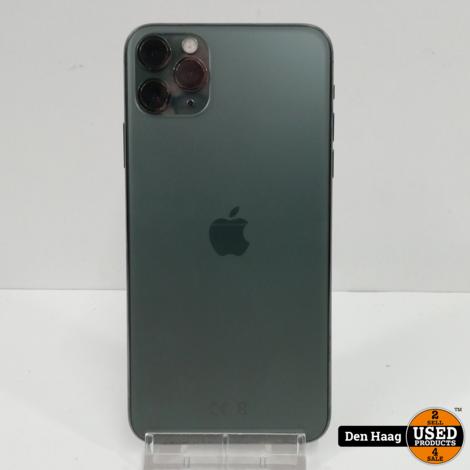 Apple iPhone 11 Pro Max 256GB   met garantie