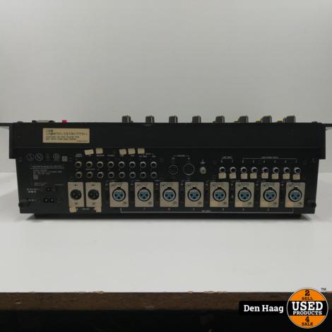 Sony 8-Channel Audio Mixer MX-P21