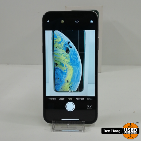iPhone XS 256GB Silver (lees omschrijving!)