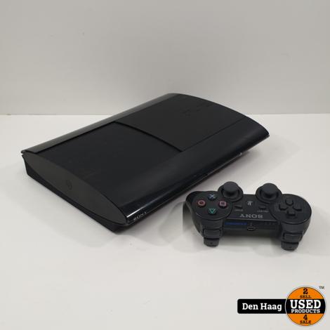 Sony Playstation 3 500GB Compleet.