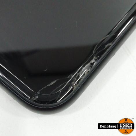 Apple iPhone Xr 256GB Black | kleine barst in scherm