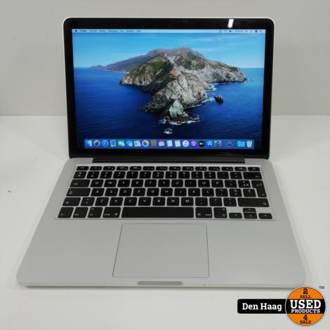 Apple Macbook Pro 2015 - 13 inch, 256 SSD