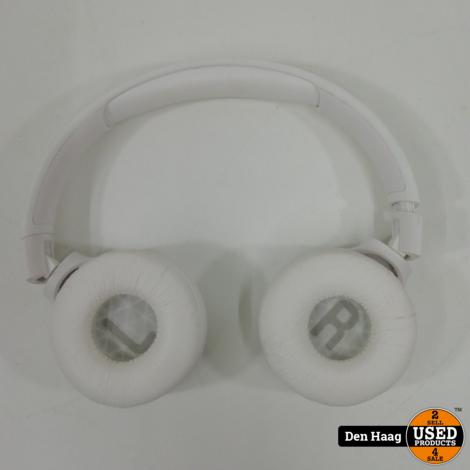JBL Tune 600BT NC (Wit)
