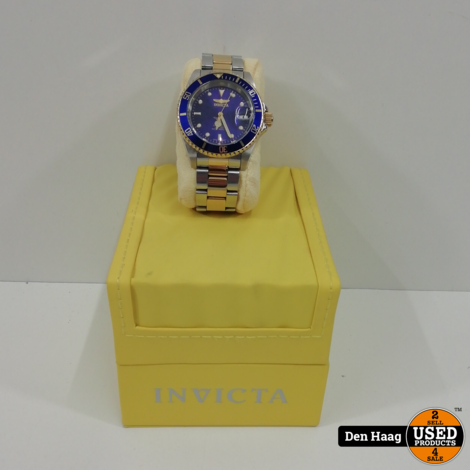 Invicta Pro Diver 8928 Stainless Steel Watch Automaat