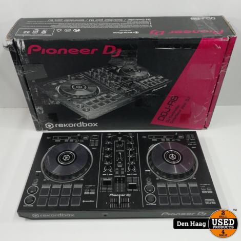 Pioneer DDJ-RB rekordbox