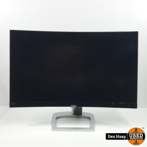 Philips 248E9QHSB - Curved Full HD VA Monitor (75 Hz)