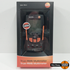 DIGITAL MULTIMETER, TRMS Testo 760-2