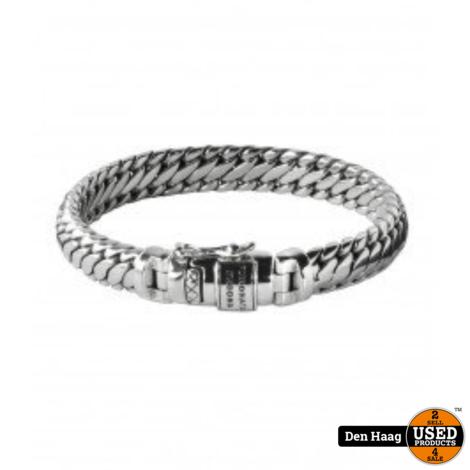 BUDDHA TO BUDDHA Ben xs bracelet silver | maat 180