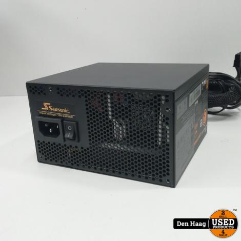 Seasonic Core Gold GM 650 Desktop voeding