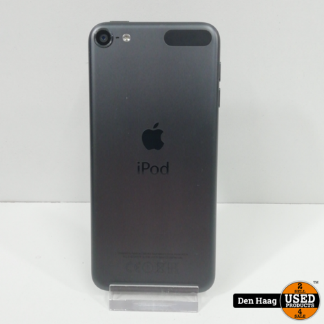 Apple iPod Touch 6th Gen 16GB Space Gray