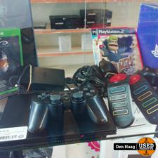 Sony Playstation 2 Compleet met Buzz Compleet