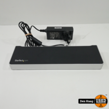 StarTech USB3DOCKH2DP notebook docking station