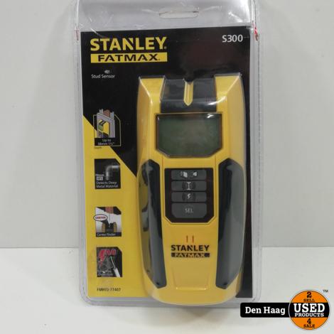 Stanley FatMax S300 Materiaal Detector